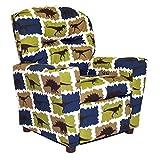 Cheap Brazil Furniture Cupholder Child Recliner – Stellar Rex