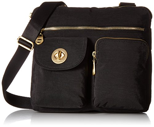 Baggallini Melbourne Crossbody, Black