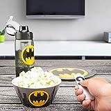 Zak Designs DC Comics Batman - Kids Dinnerware