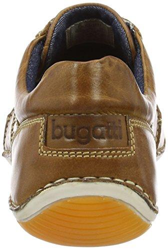 Bugatti Men's F24704 Loafers, Brown (Cognac 644) Brown (Cognac 644 644)