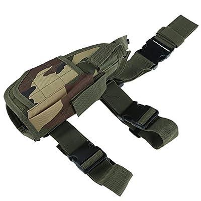 DLP Tactical Universal Drop Leg Tornado Pistol Holster