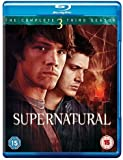 Supernatural Complete Series 3 [Reino Unido] [Blu-ray]
