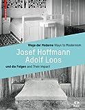 img - for Wege der Moderne / Ways to Modernism (German Edition) book / textbook / text book