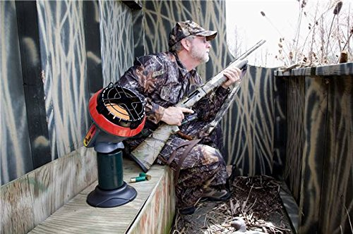 hunting blind heater
