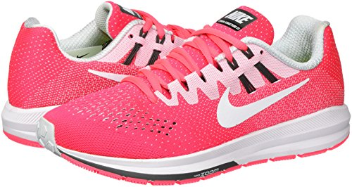 Structure Pink pure De Air racer wolf Running Wmns Grey Rosa white Zoom midnight Nike Fog Mujer Platinum 20 Para Zapatillas 1Y7tRnf6