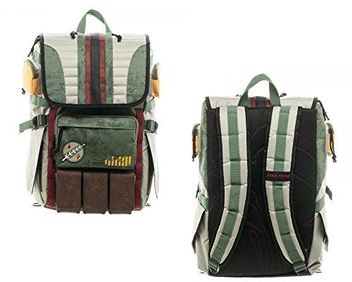 Star Wars Backpack (Star Wars Boba Fett Laptop Backpack)