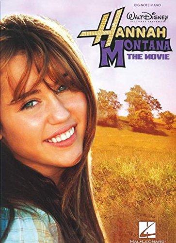 Hannah Montana - The Movie: Big-Note Piano pdf epub