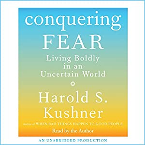 Conquering Fear Audiobook