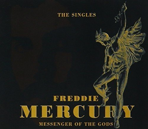 CD : Freddie Mercury - Messenger Of The Gods: Singles Collection (United Kingdom - Import, 2 Disc)