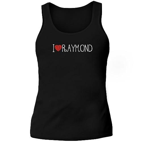 Idakoos I love Raymond cool style – Nomi Maschili – Canotta Donna