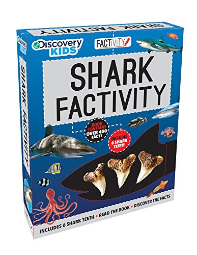 Discovery Kids Shark Factivity Kit