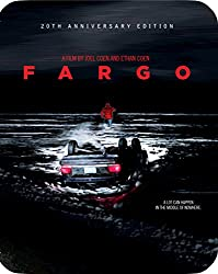 Fargo [20th Anniversary Edition Steelbook] [Blu-ray]