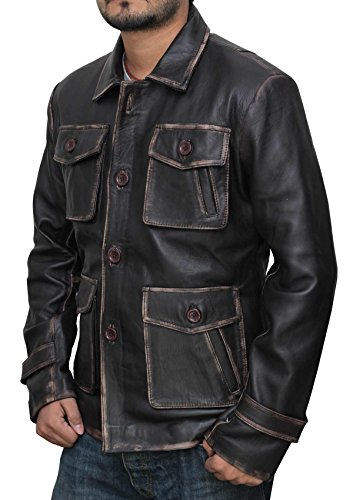 dean winchester leather - 6
