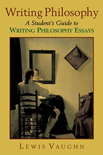 writing to learn an introduction to writing philosophical essay Writing a philosophical essay can be a challenging task especially when the topic is the theory of probabilities before beginning to compose, learn if your life is too busy right now for managing such task you can trust our professional writers to do it for you if you still hesitate whether you should use.