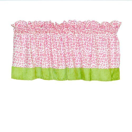Sassy Jungle Friends Window Valance (Valance Window Sassy)