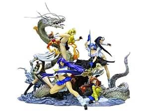 Dragon Destiny Base Trading Figure Box Set