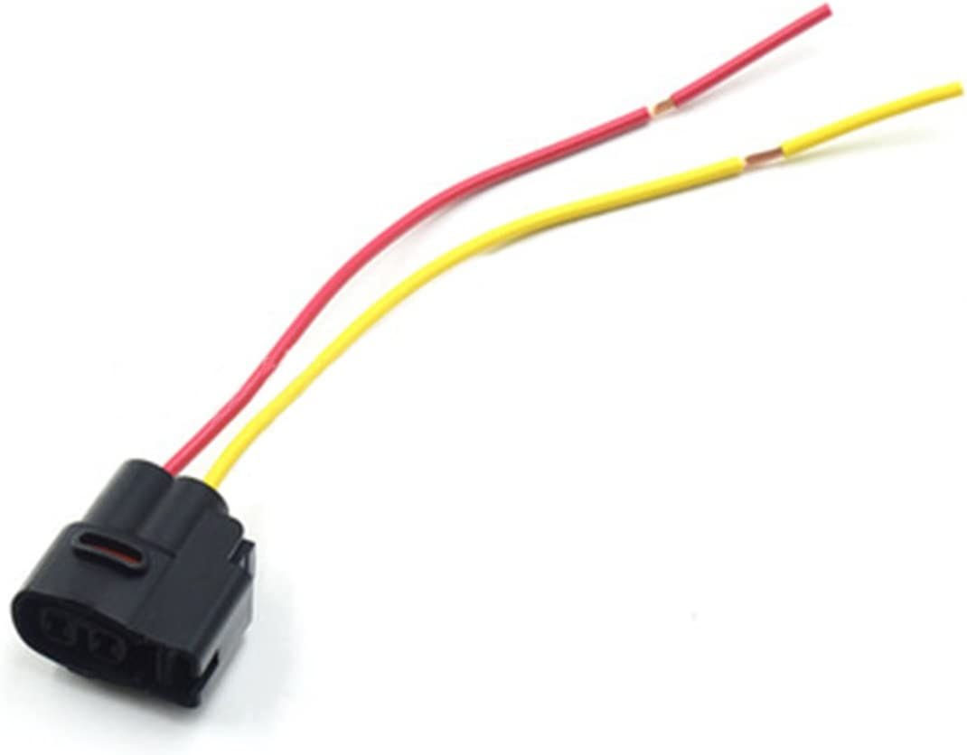 Amhousejoy 6pcs Ignition Coil Connector Pigtail Plug Super Spark SSCP-1JZ 4A-GE 2JZ-GE Fit for Toyota Supra