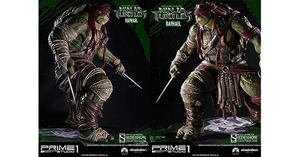 Amazon.com: Sideshow Prime 1 Studio TMNT Teenage Mutant ...