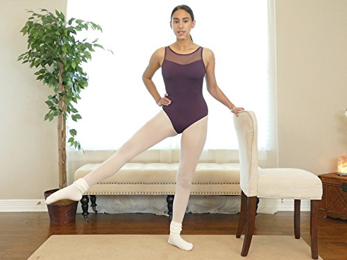 20 Minute Ballet For Glutes & Legs