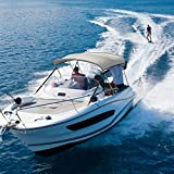 kemimoto Bimini Top for Boat, Pontoon Boat