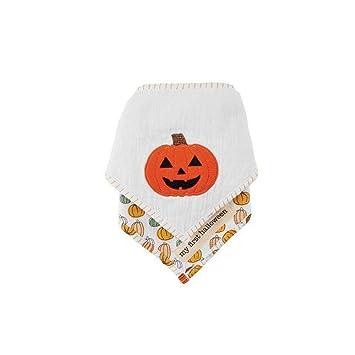 Halloween Bandana Bib