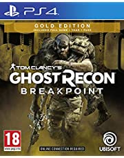Ghost Recon Breakpoint - Gold Edition (PS4)
