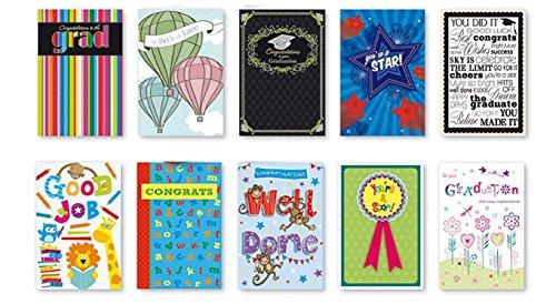 20PK BOXED GRADUATION CARDS SENTIMENT