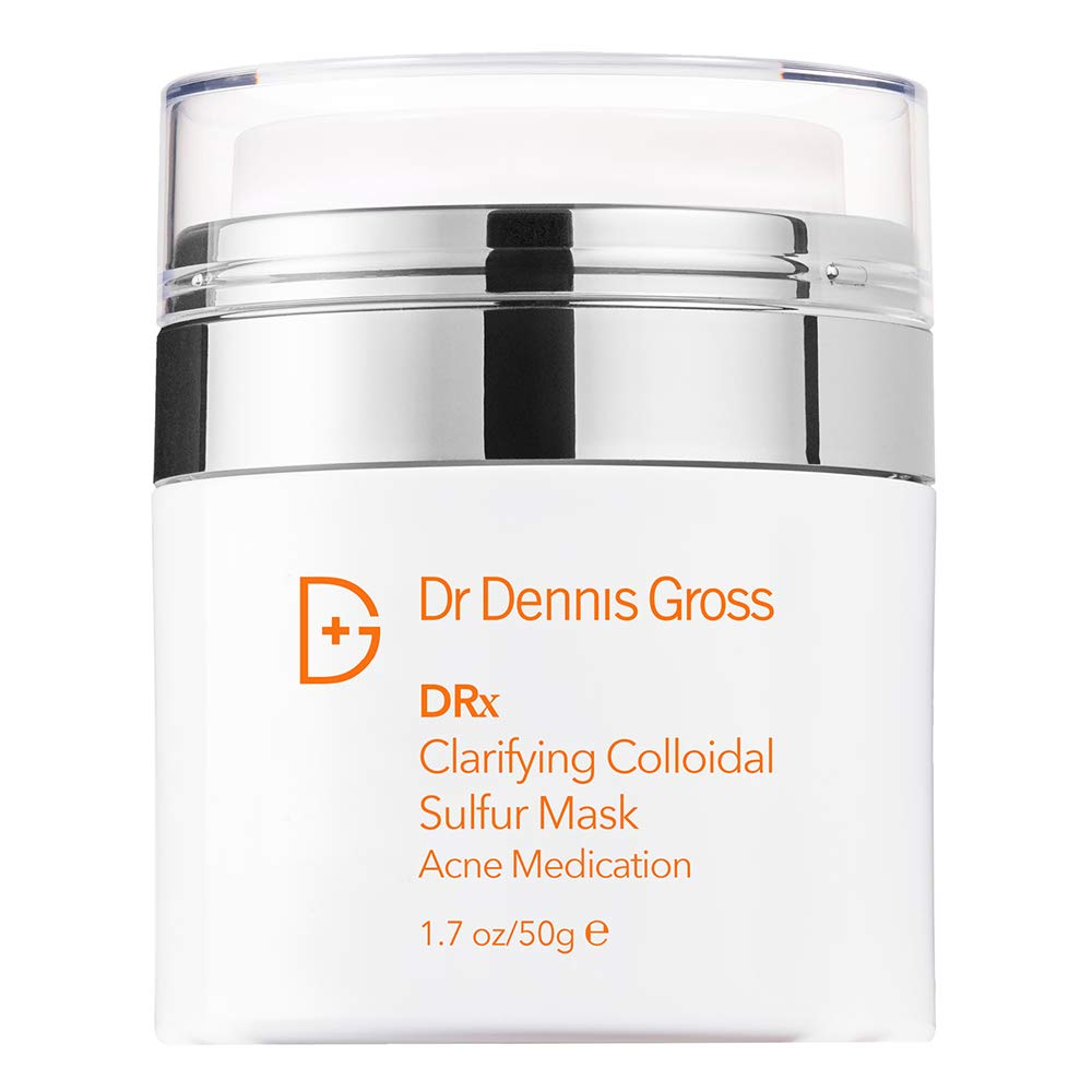 Dr. Dennis Gross Clarifying Colloidal Sulfur Mask, 1.7-Ounce BA522610
