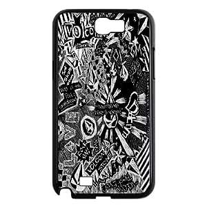 Samsung Galaxy Note 2 N7100 Phone Case Volcom F5I7109