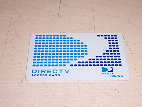 Direct TV Access Card (no receiver) Sold As A Souvenir Only