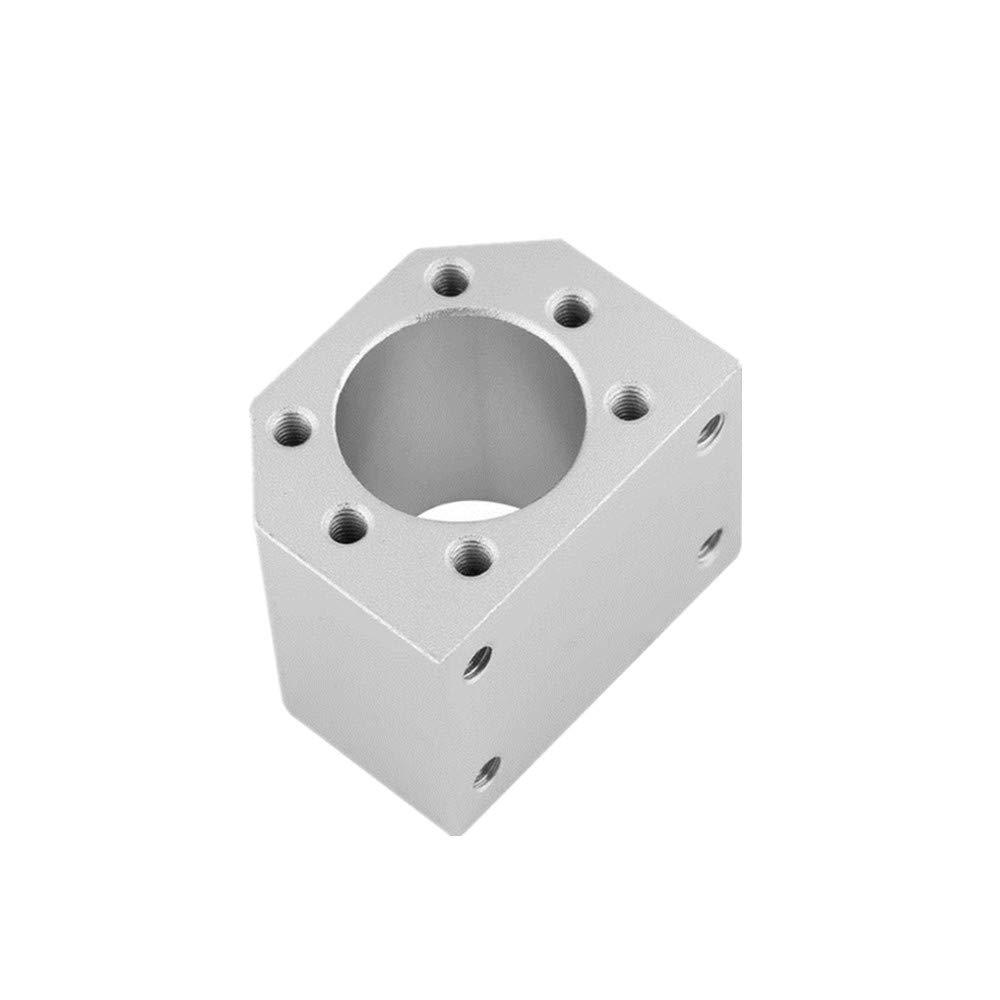 BK12//BF12 CNCCANEN SFU1605 900mm Anti-Backlash Ballscrew DSG16H Screw Nut Housing Coupler RM1605 Set for CNC Machine DIY