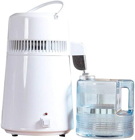 YHBHDZ Destilación De Agua, Purificador De Agua, Clínica Dental Doméstica, Filtros De Destilación De Agua, Destilador De Agua De Acero Inoxidable 304 De Laboratorio ...