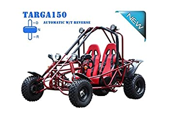 Spider K28A High End 150cc Go Kart, Automatic with Reverse