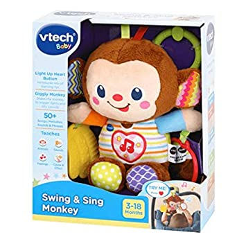 es PreescolarAmazon 513403 Juguete Vtech Swingamp; Sing Monkey 0yvm8wOPNn