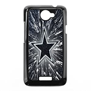 HTC One X Phone Case Black Dallas Cowboys JEL172838