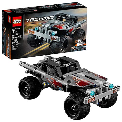 LEGO Technic Getaway Truck 42090 Building Kit, 2019 (128 Pieces) (Best Motorcycle Deals 2019)