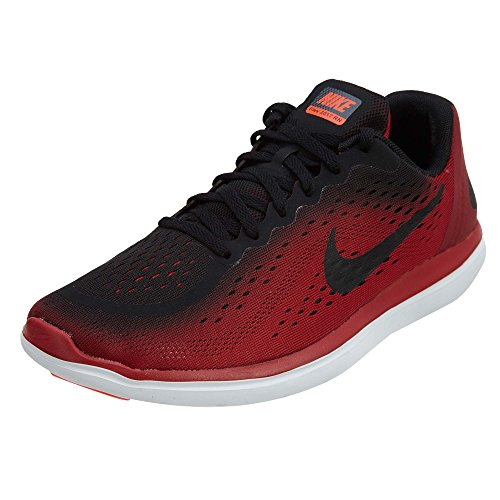 Metallic NIKE Red Shoe Hematite GS Running Kids 2017 Flex Tough Black RN 8xpqwg8rB