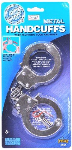Imperial 8951 Metal Hand Cuffs