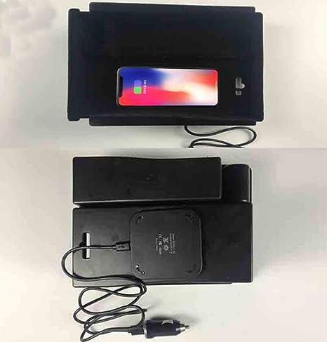 Scatola di ricarica wireless per auto, caricabatterie