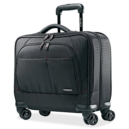 (Samsonite Perfect Fit Mobile Office Case For Laptops Up To 15.6in, Black)