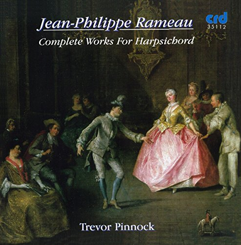 Complete Works for Harpsichord ()