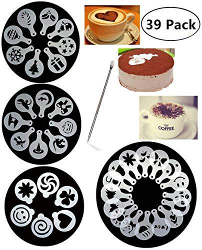 latte art tools - 8