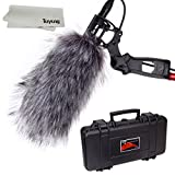 Aputure Deity Kit Condenser Shotgun Camcorder Professional Microphone for Canon Nikon Sony Digital Camera DV Camcorder