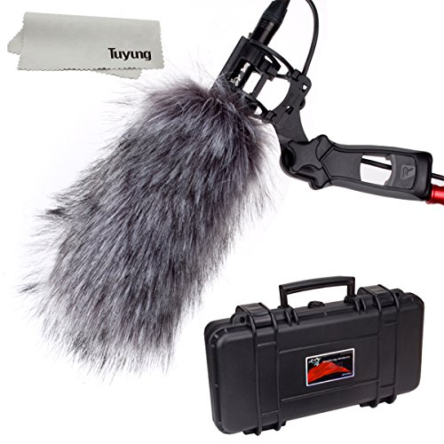 Aputure Deity Kit Condenser Shotgun Camcorder Professional Microphone for Canon Nikon Sony Digital Camera DV Camcorder