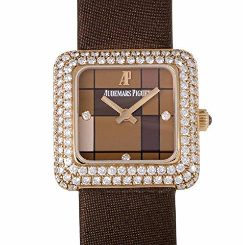 Audemars Piguet Audemars Piguet quartz womens Watch 77215OR.ZZ.A080SU.01 (Certified Pre-owned)