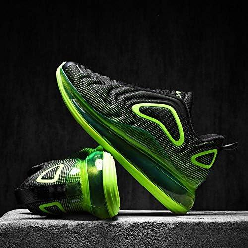 JFHGNJ Gli Amanti del Cuscino atmosferico Scarpe Sneakers da Uomo Scarpe da Uomo Scarpe casual-9519 Verde_9