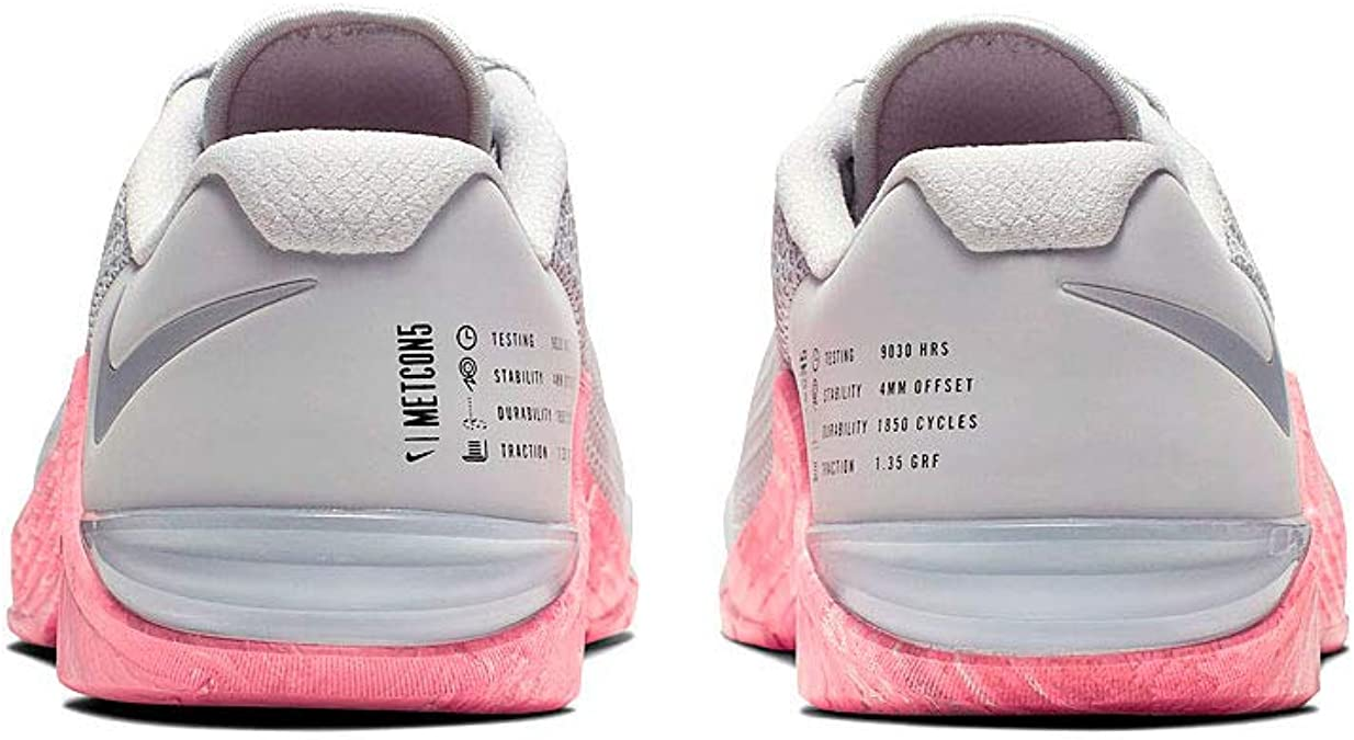 Escritura Bajo mandato Necesito  NIKE Metcon 5, Zapatillas de Atletismo Mujer: Amazon.es: Zapatos y  complementos