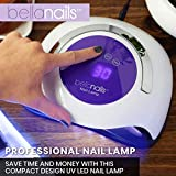 BellaNails Professional 4 Time Presets and Auto