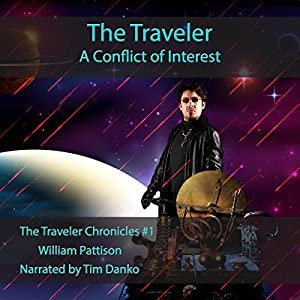 The Traveler: A Conflict of Interest Audiobook