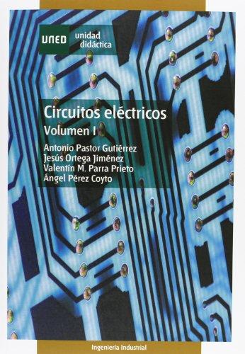 Descargar Libro Circuitos Eléctricos, Volumen 1 Antonio Pastor Gutiérrez